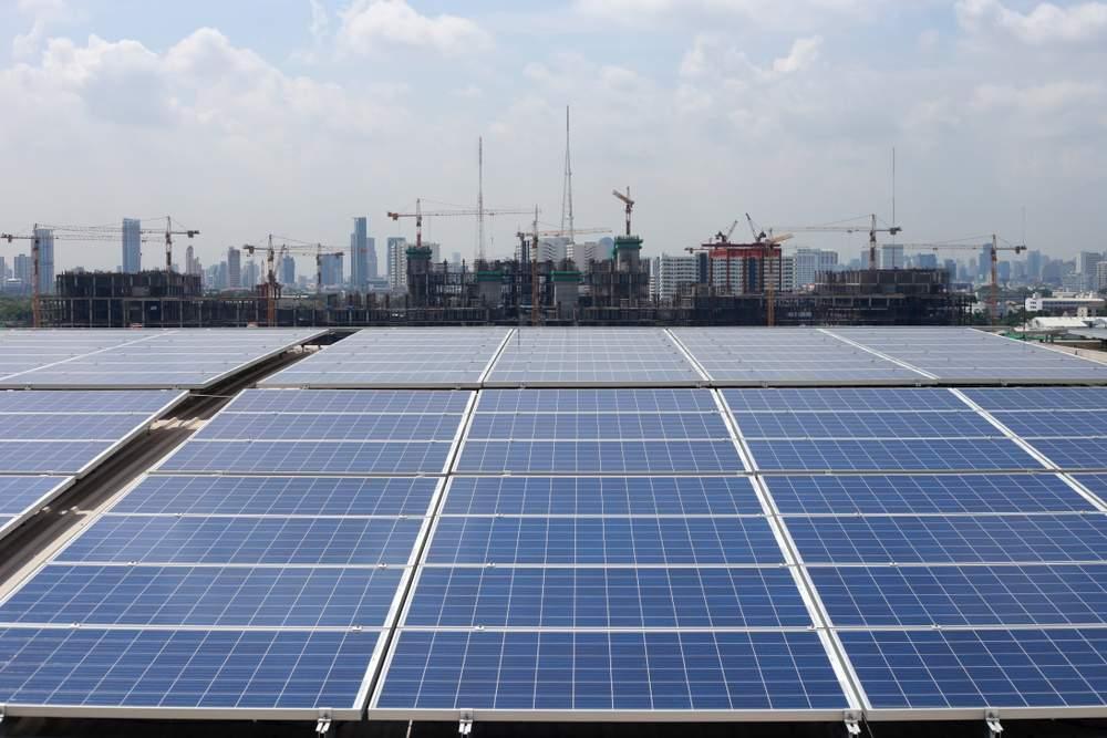 Benefits Of Solar Panels - UPS Solar Commercial Solar Panels