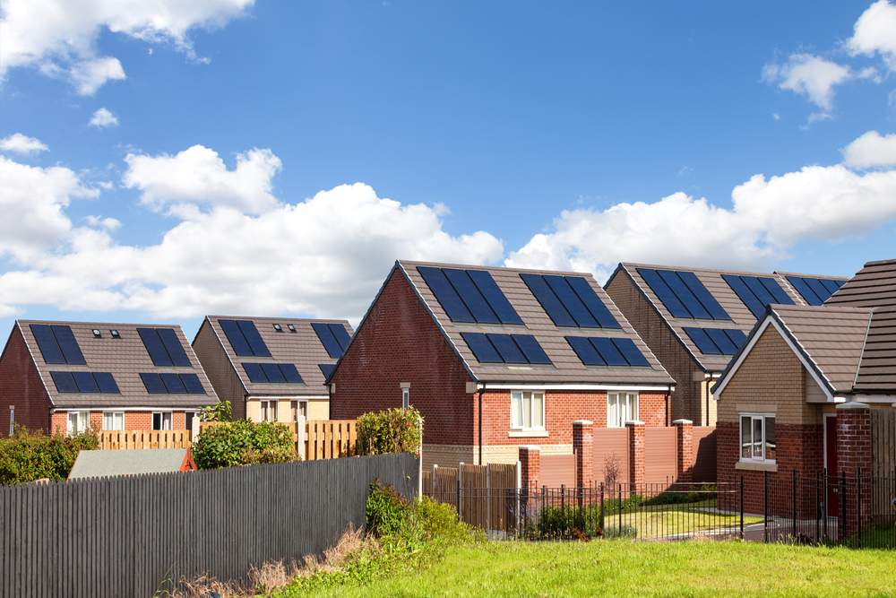 UPS Solar Residential Solar Panels