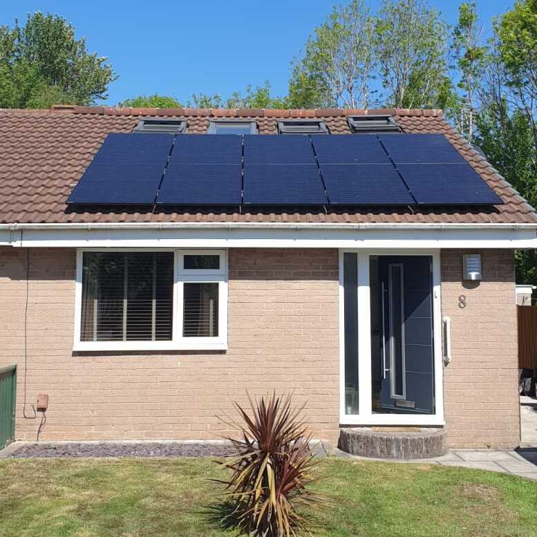 solar power technology - solar power at home