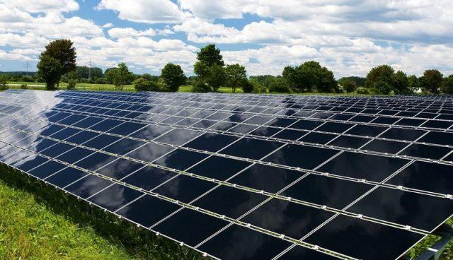 solar power technology - solar power grid